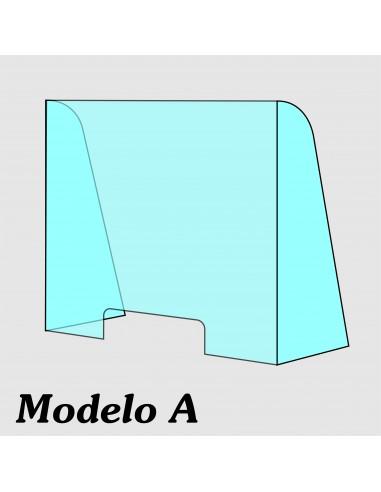 Barreira de Protecção Modelo A