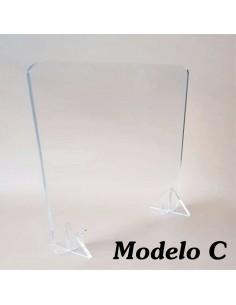 Barreira de Protecção Modelo C